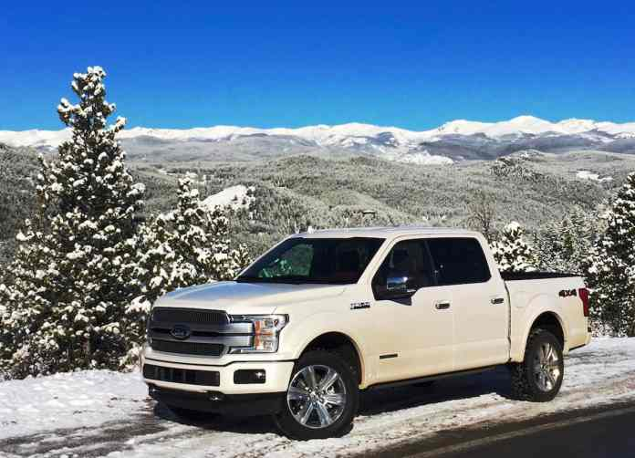 2018 ford f-150 powerstroke diesel review
