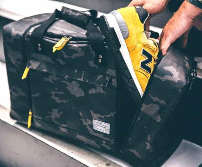 HEX Grid Sneaker Duffel