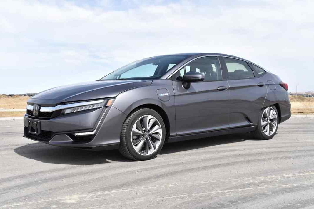 2018 Honda Clarity Plug-In Hybrid review