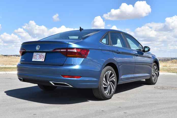2019 VW Jetta Execline Review 5