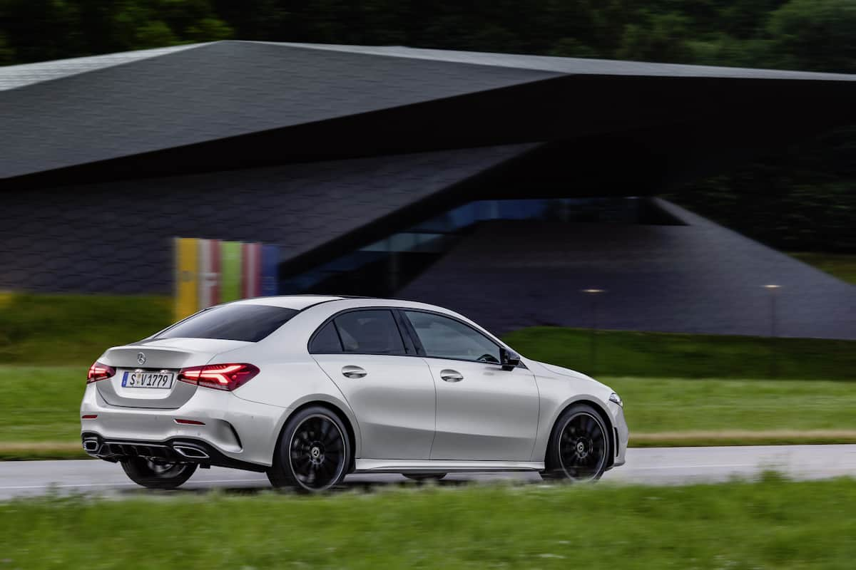 2019 Mercedes Benz A Class Sedan Canadian Price Released