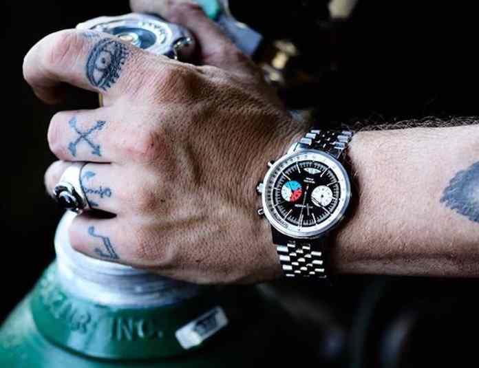 Jack Mason Racing Chronograph 40mm