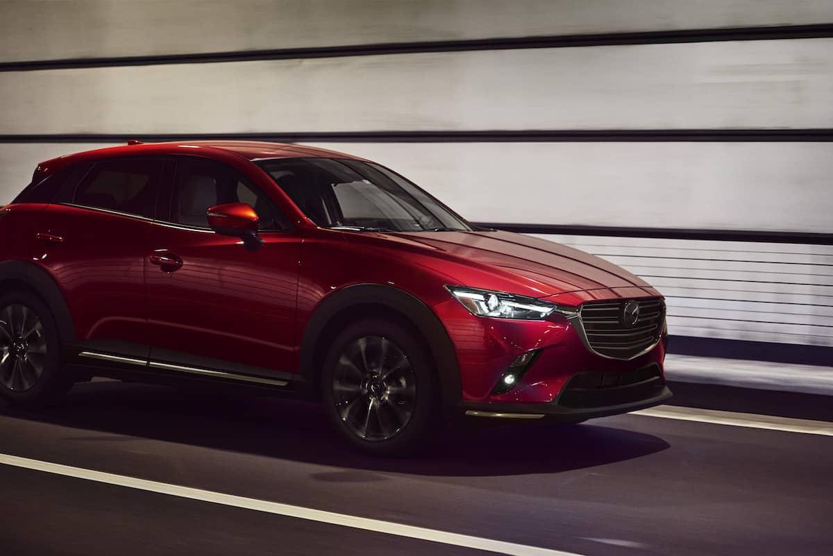 2019 Mazda CX-3 Review 3