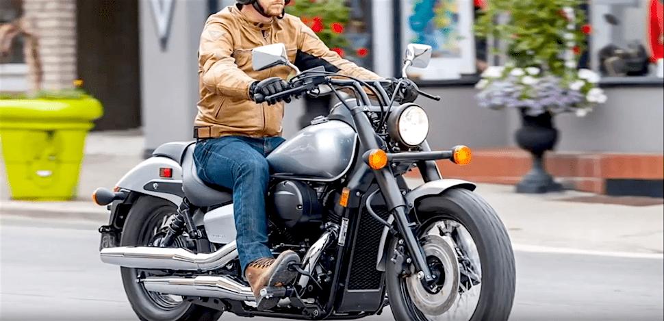 honda shadow phantom best beginner motorcycles