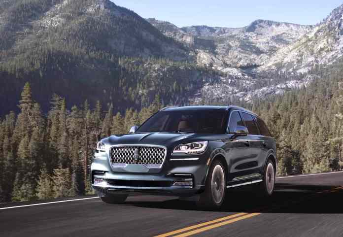 2020 lincoln aviator midsize suv preview