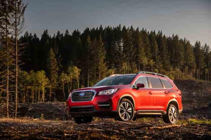 2019 subaru ascent review limited trim