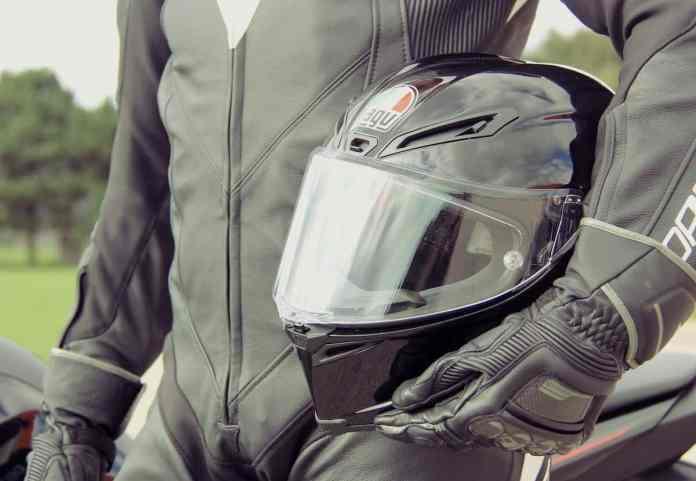 AGV Corsa R Helmet Review 1