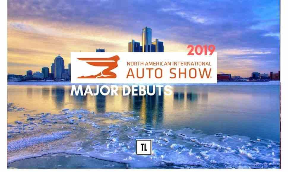 2019 Detroit Auto Show tractionlife