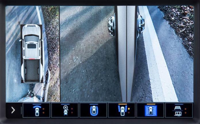 2020 GMC Sierra 2500 HD Denali towing