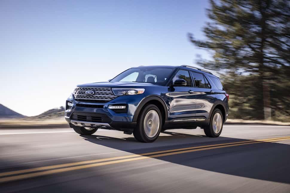 2020 ford explorer redesign 3