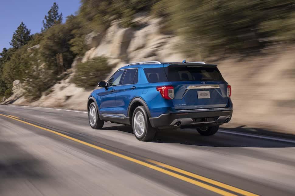 2020 ford explorer redesign 8