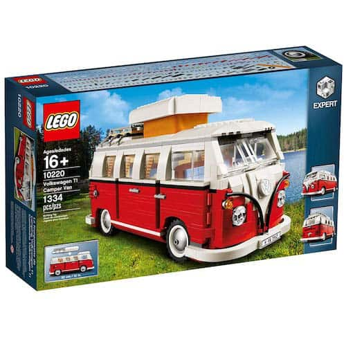 LEGO Creator Expert Volkswagen T1 Camper Van