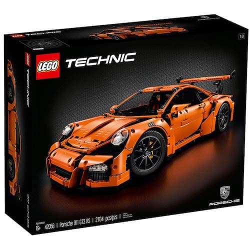 LEGO Technic Porsche 911 GT3 RS box
