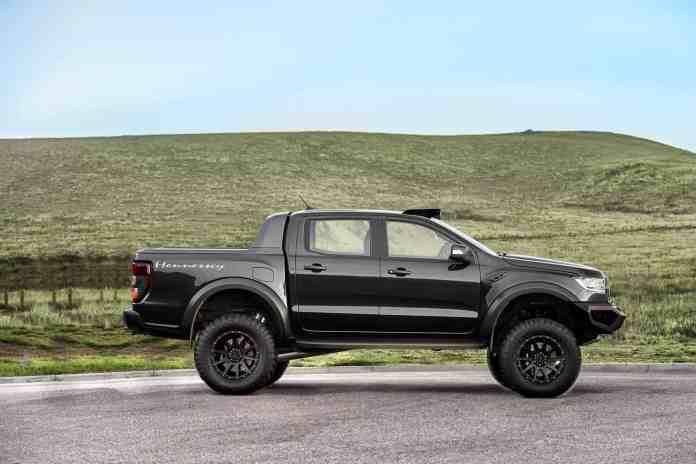 2019 Hennessey VelociRaptor Ford Ranger side view