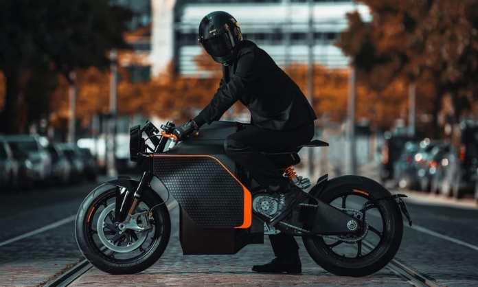 SAROLÉA N60 MM.01 motorcycle