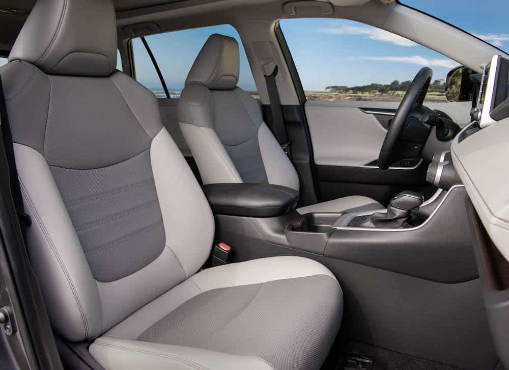 2019 Toyota RAV4 Limited Review 11