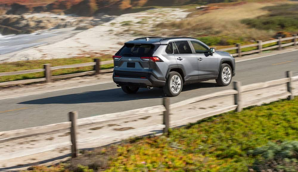 2019 Toyota RAV4 Limited Review 3