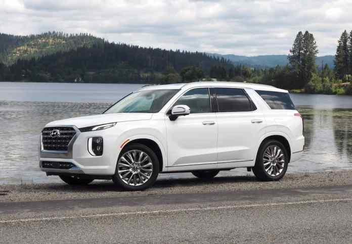 2020 Hyundai Palisade full review and Telluride comparison