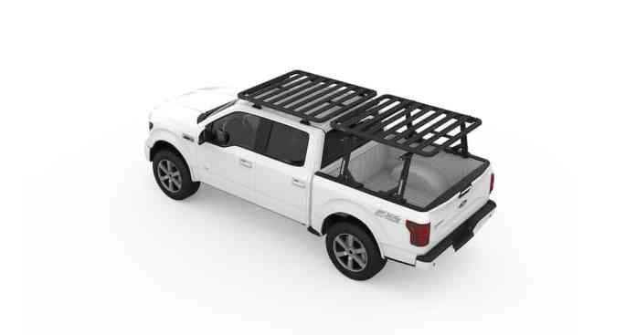 Yakima LockNLoad roof rack+Platforms+SIKE+B.2390