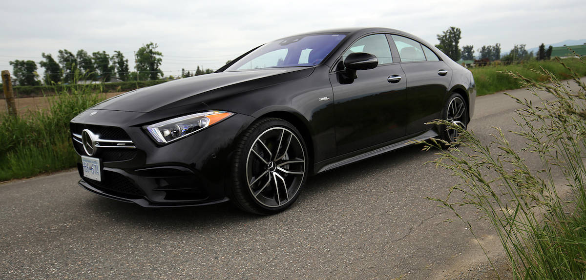 2019 Mercedes-Benz CLS53 AMG 4Matic+ 12