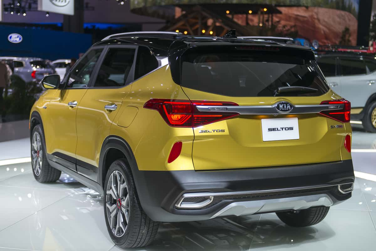 2020 Kia Seltos Small SUV (5 of 14)