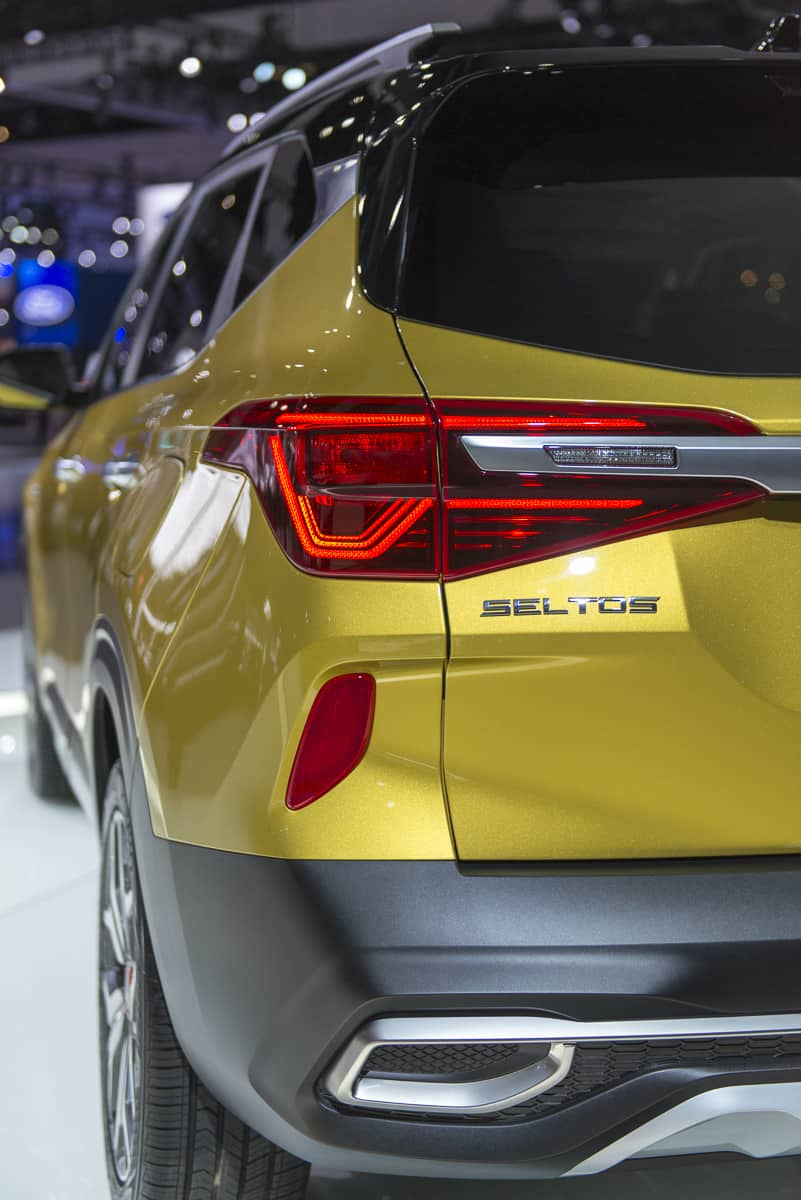 2020 Kia Seltos Small SUV (8 of 14)