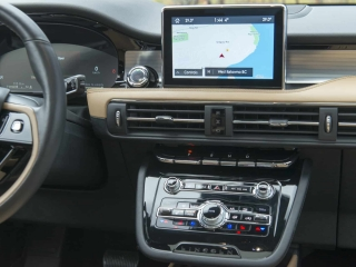 2020 Lincoln Corsair interior tech