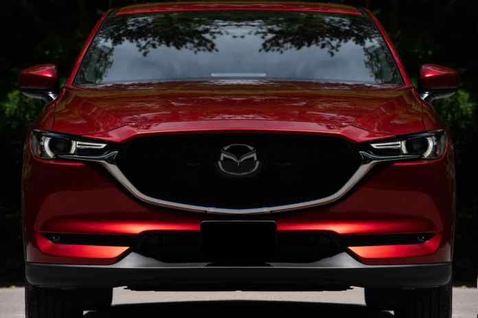 2019 Mazda CX-5 Diesel SUV Review front grill