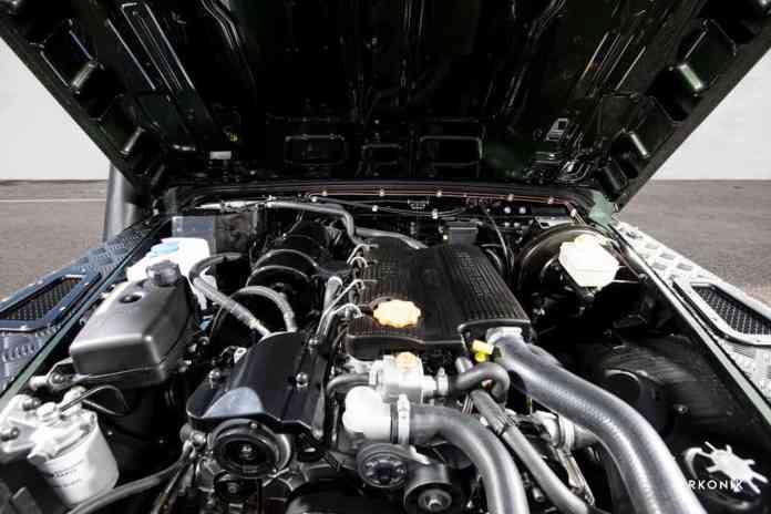 1995 land rover defender wader 110 arkonik engine