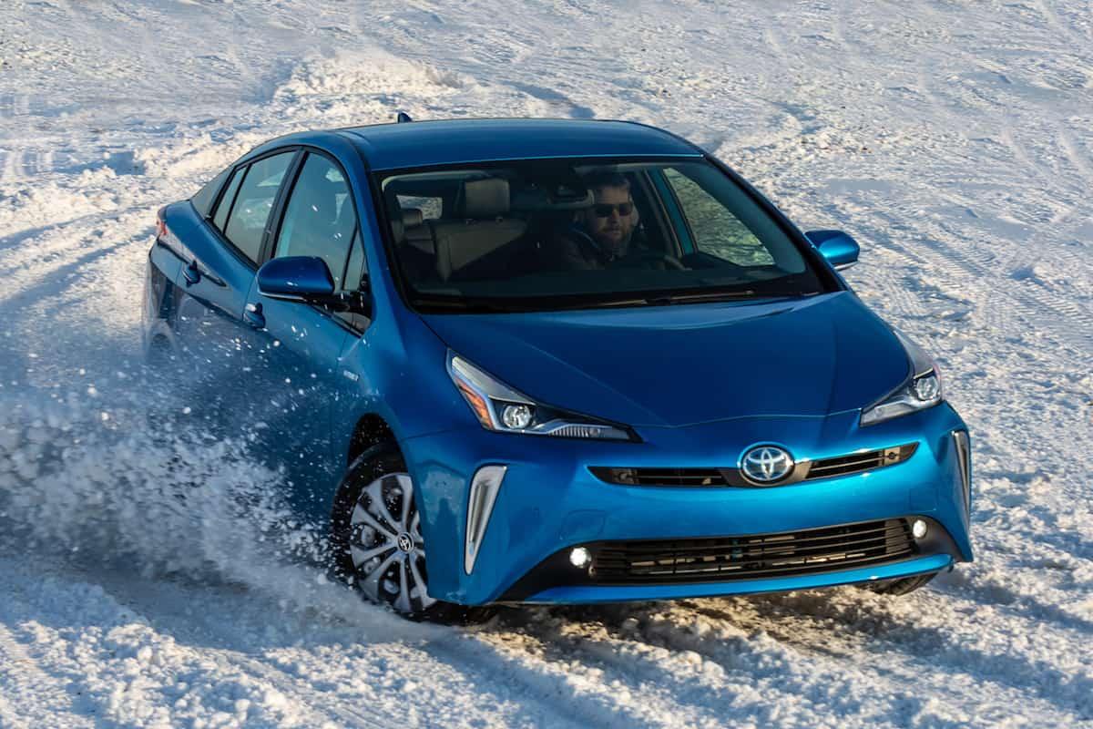 2020 Toyota Prius xle awd hatchback