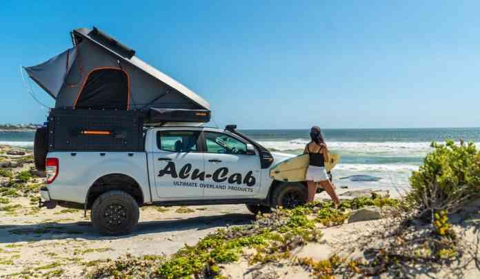 Alu-Cab Canopy Camper