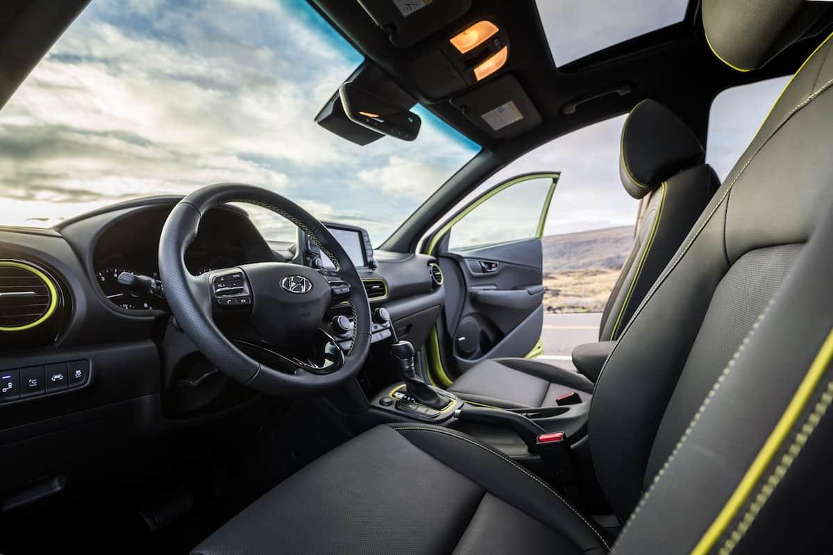 2020 Hyundai Kona 4