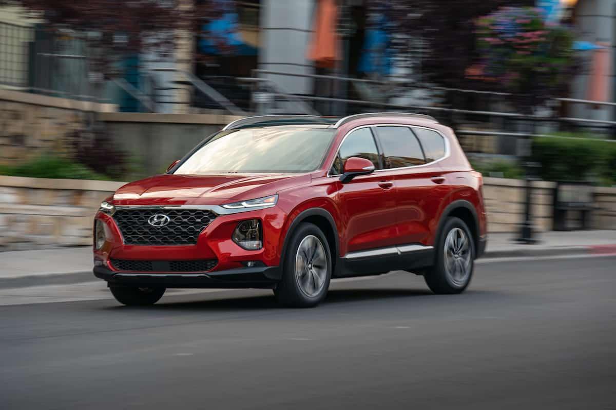 2020 Hyundai Santa Fe 7