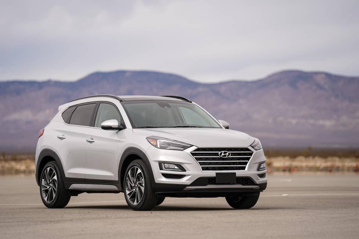 2020 Hyundai Tucson 10