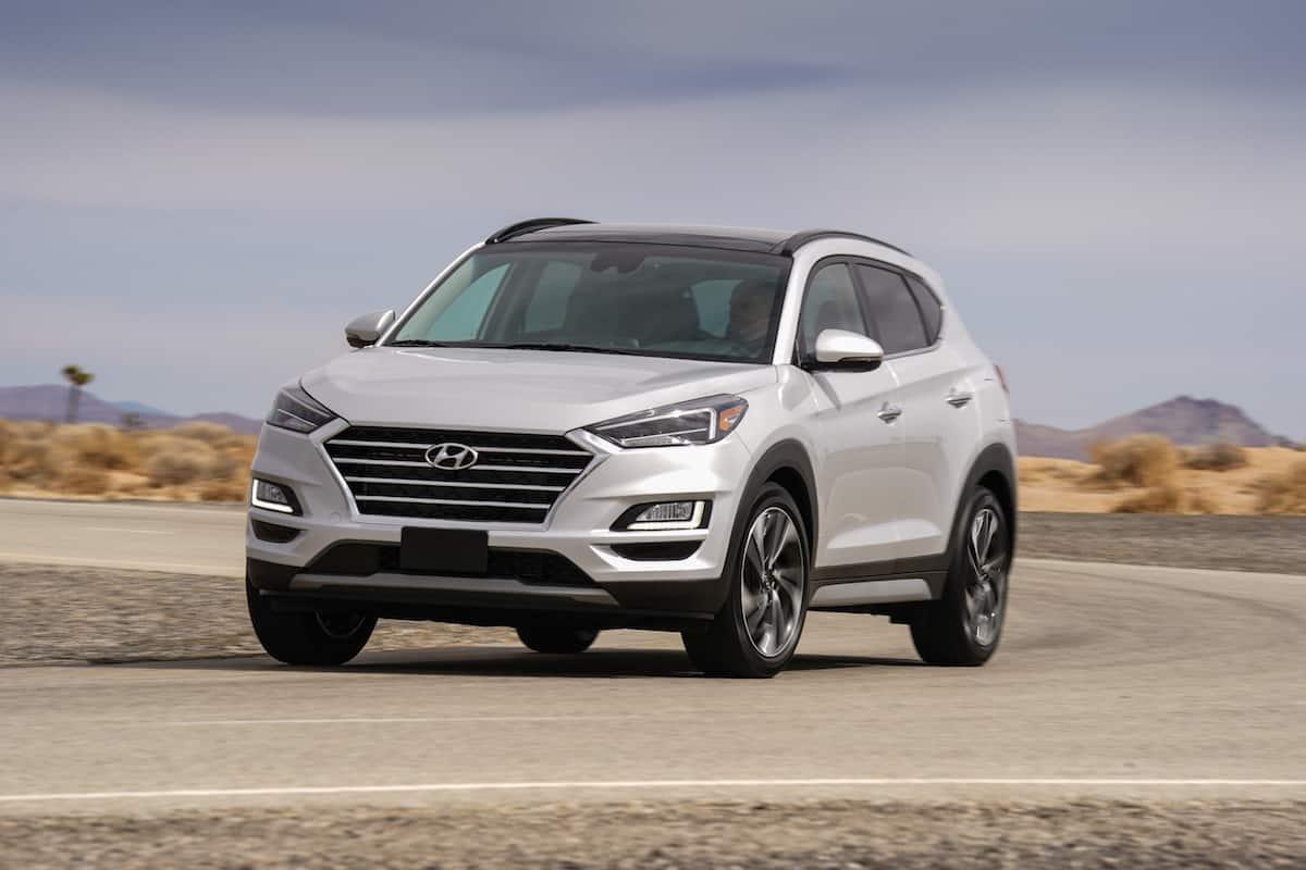 2020 Hyundai Tucson 8