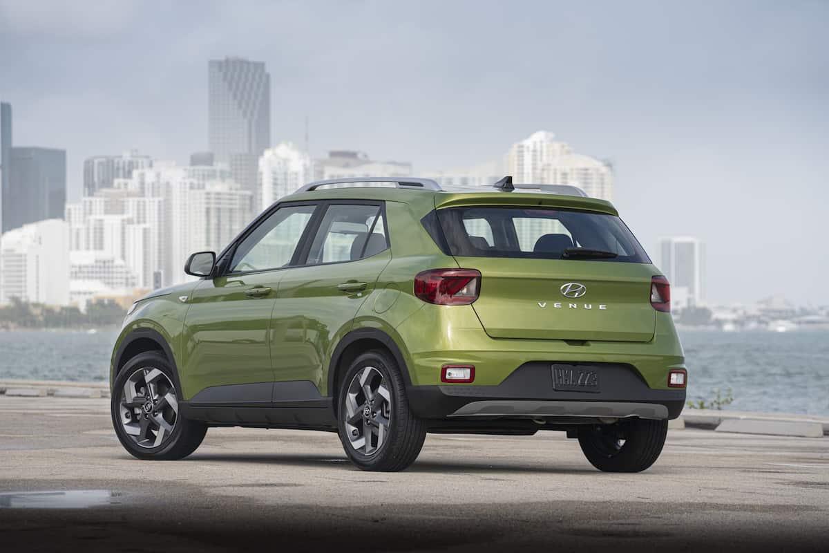 2020 Hyundai Venue 5