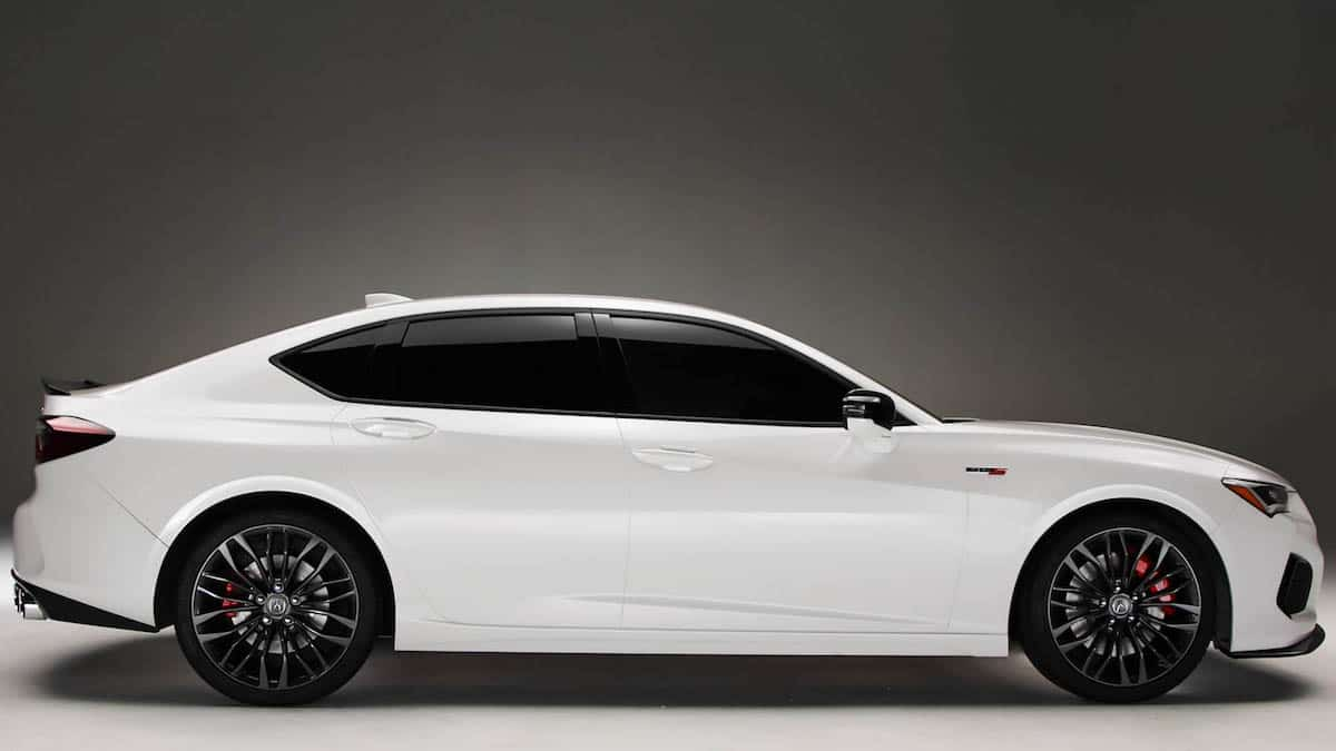 TLX Type S 11
