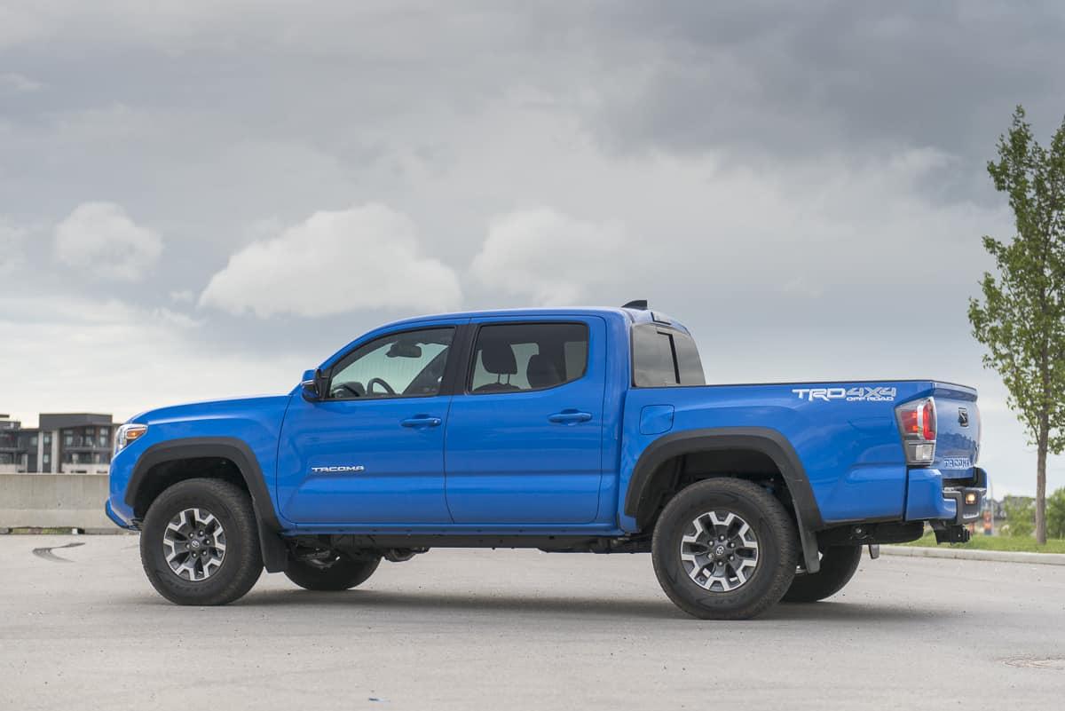2020 Toyota Tacoma TRD (1 of 13)