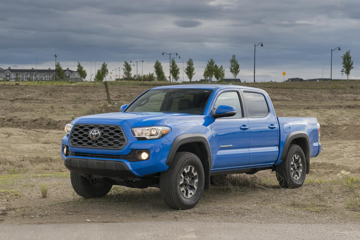 2020 Toyota Tacoma TRD (12 of 13)