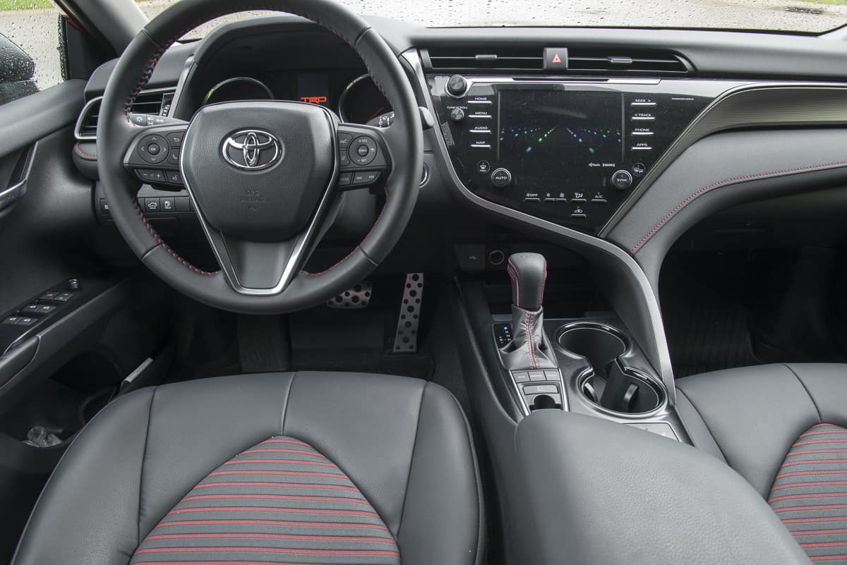 2020 toyota camry trd amee reehal tracionlife (14 of 15)