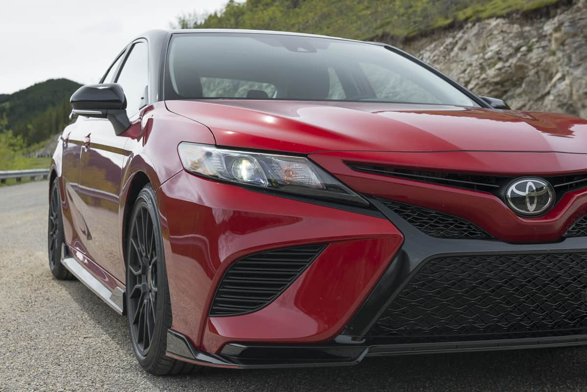 2020 toyota camry trd amee reehal tracionlife (2 of 15)