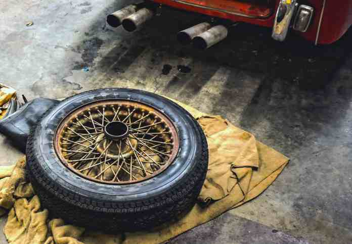 how to rotate your tires in 6 simple steps