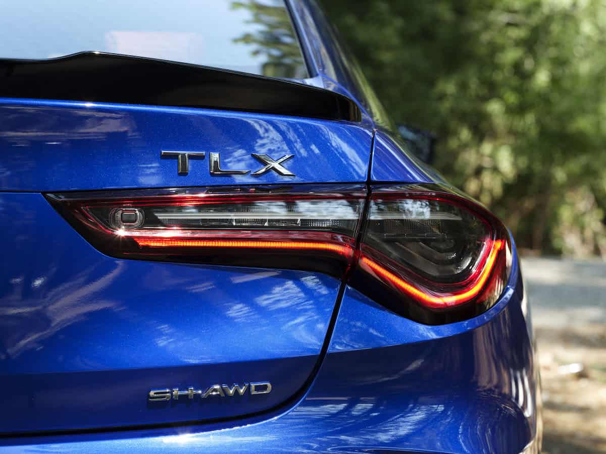 2021 TLX A-Spec