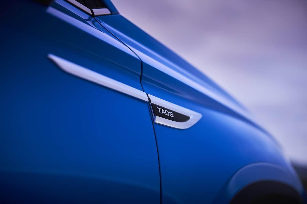 2022 VW Taos compact SUV 6