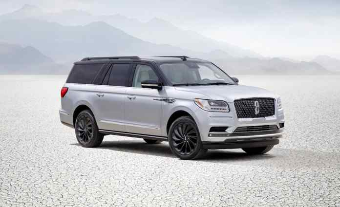 2021 Navigator Black Label Edition