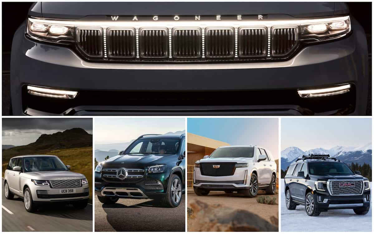 Best 2021 Large Luxuy Suv Models Worth Waiting For Tractionlife