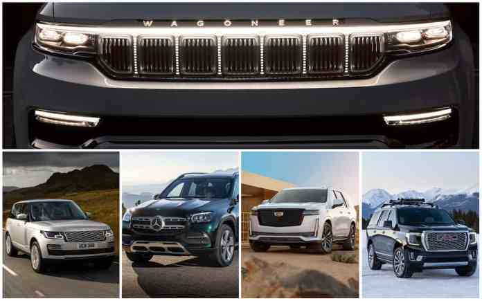 best large luxury suv 2021 model worth waiting for
