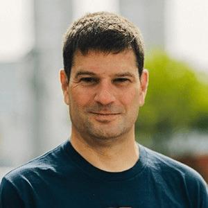 Jon Gelsey Headshot