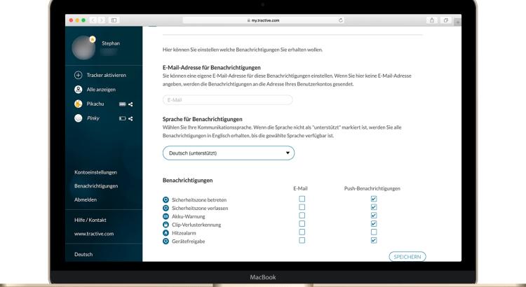 Safezone Webapp