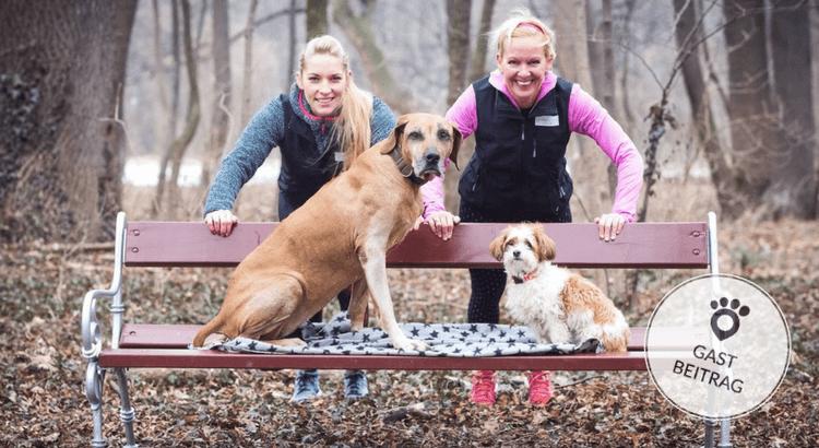 Fit werden mit Hund: Conny Sporrer zeigt wie